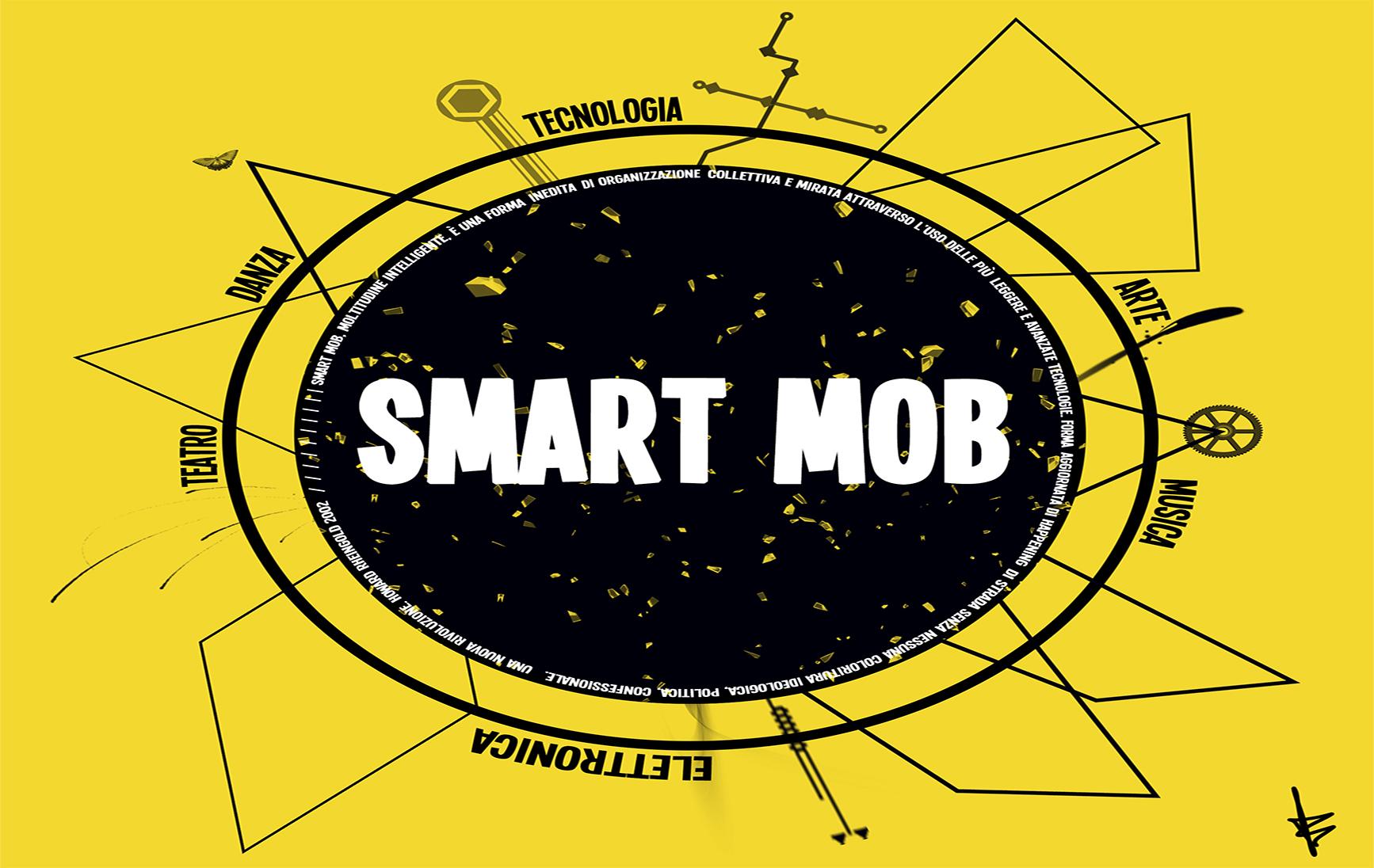 SmartMob – 11/07/2016 21.45 Cuneo